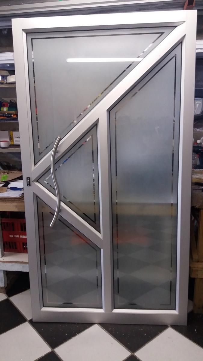View some of our aluminium doors below & Aluminium Doors in Cape Town   Supply and Fit - Hughes Aluminium