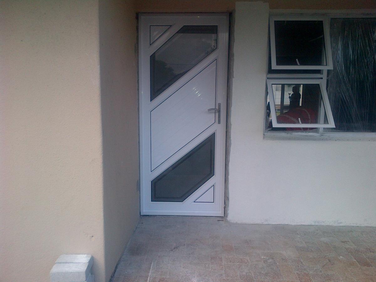 Aluminium Doors in Cape Town | Supply and Fit - Hughes Aluminium