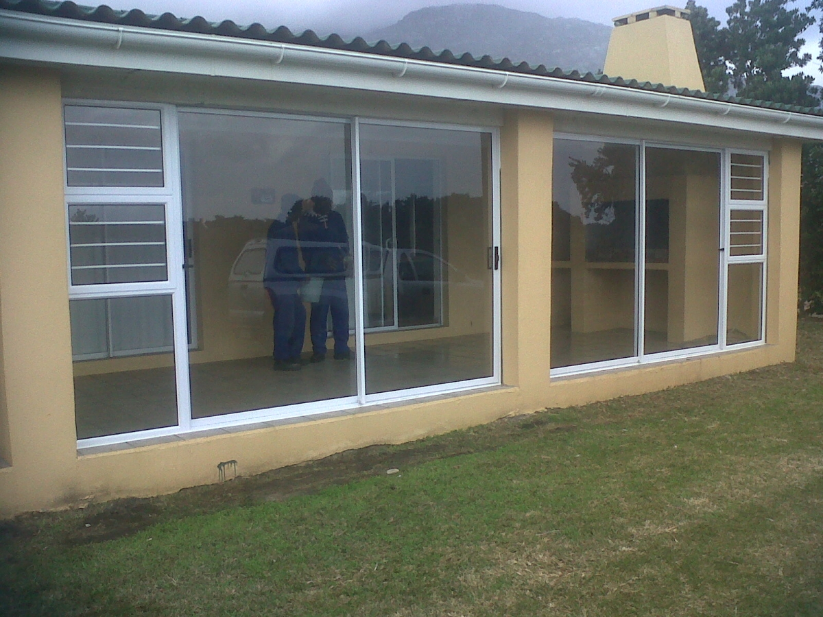 Aluminium Doors In Cape Town Supply And Fit Hughes