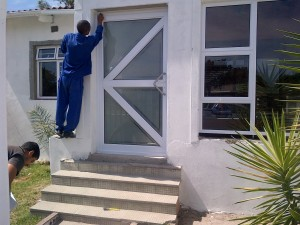 Aluminium doors (18)