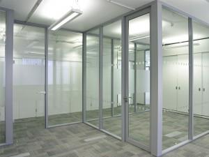 aluminium partitioning 6