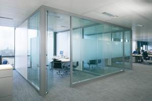 aluminium partitioning 7
